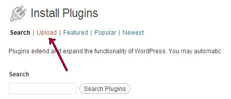 how to install wordpress plugins via ftp method