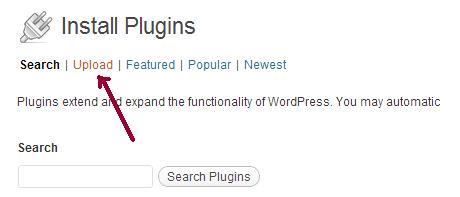 how to install wordpress plugins via ftp method