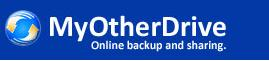 MyOtherDrive Free online data storage sites: Store upto 30GB of data