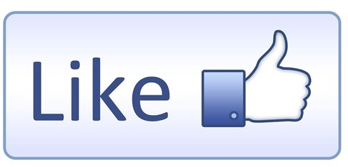 Add facebook like button to website