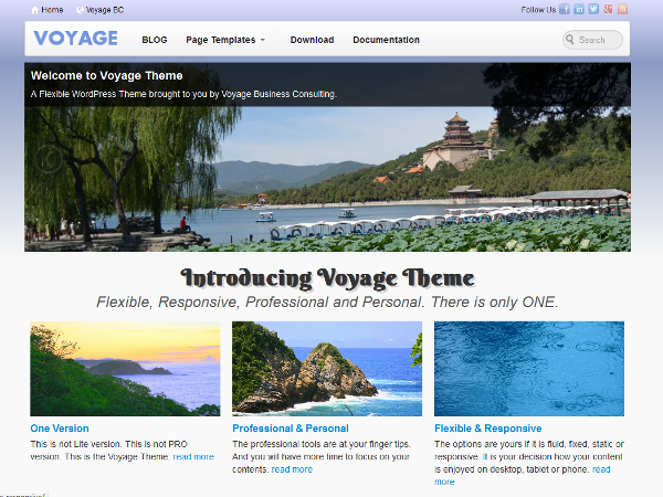 Voyage-portfolio