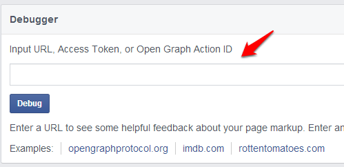 facebook-open-graph-debugger-tool