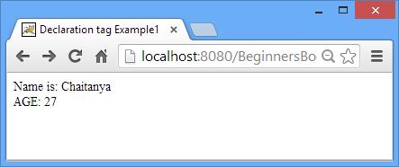 Jsp java server pages apr 3, ppt download.