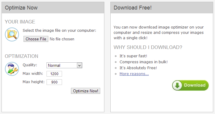 free-image-optimizer