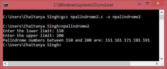generating_palindrome_numbers_in_a_range