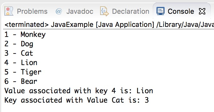 Java 8 forEach method with example