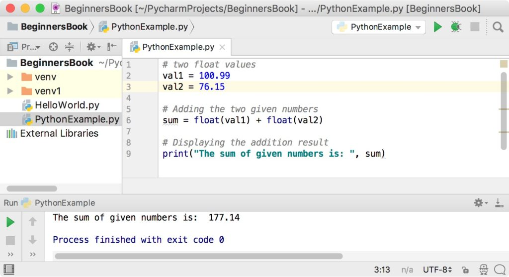 Learn to Program using Python: Writing and Using Scripts