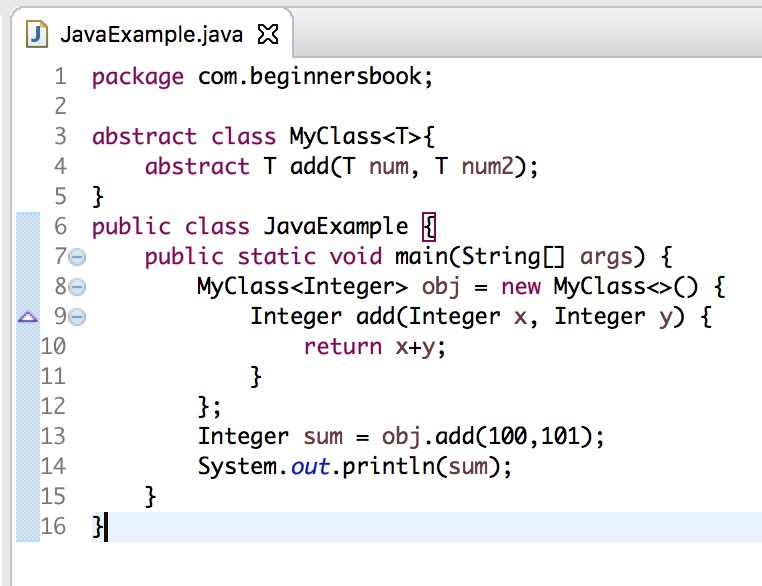 Java 8 programming tutorial: asynchronous event handling and inner cl….