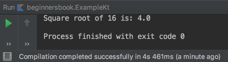 Kotlin standard library function
