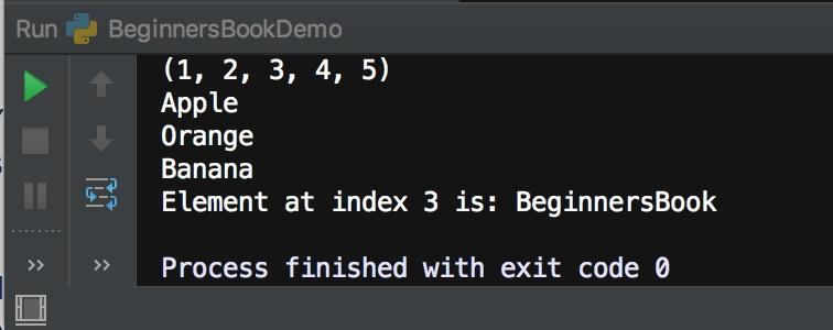 Python data type list